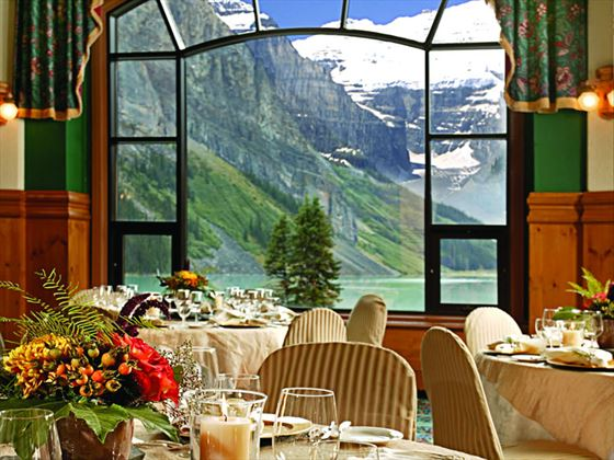 Chateau Lake Louise Book At Canadian Sky Today