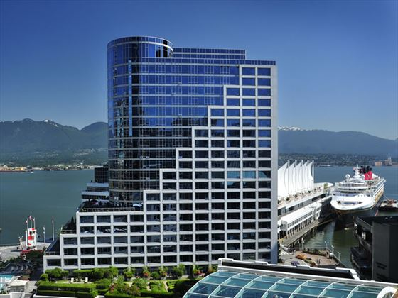 Fairmont Waterfront Hotel, Vancouver