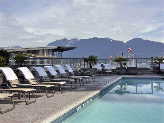 Waterfront A British Columbia Hotel Book At Canadian Sky Today