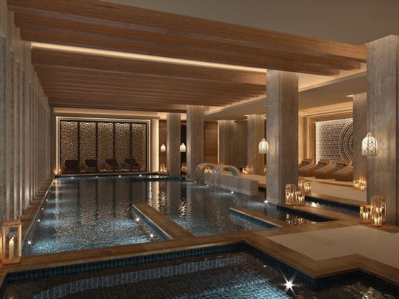 Haven Riviera Cancun, MySenses Spa pool