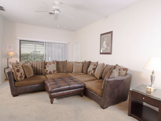 Example of High Grove Homes  - Living Area