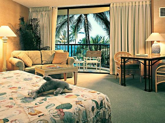 Rooms: Hilton Waikoloa Village, Hawaii Island, Hawaii