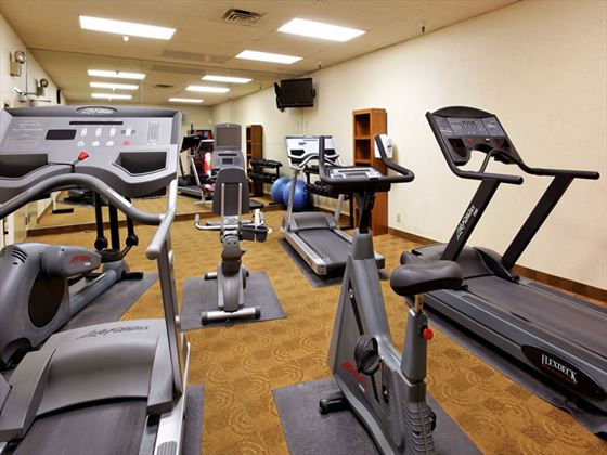 Holiday Inn Golden Gateway fitness centre