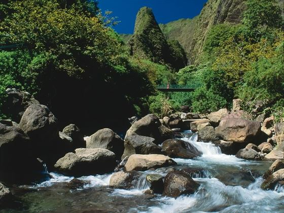 Iao Needle Valley, Maui, Hawaii