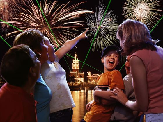 IllumiNations at Epcot, Walt Disney World, Lake Buena Vista, Orlando
