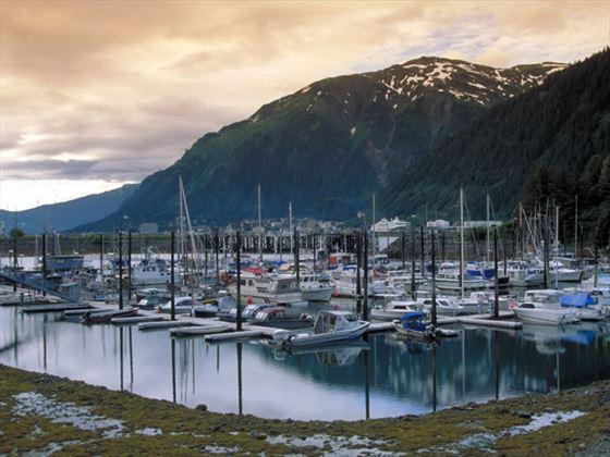 Juneau Harbour, Alaska