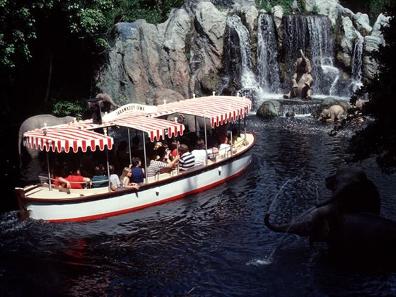 Magic Kingdom Adventureland Jungle Cruise, Walt Disney World