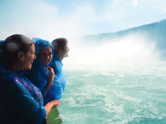 Maid of the Mist, Niagara Falls, Ontario