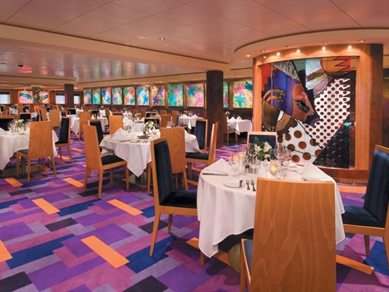 NCL Norwegian Jewel, Azura Restaurant