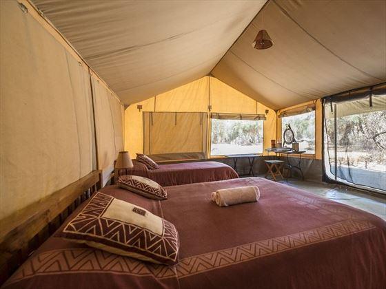 Porini Amboseli Tent