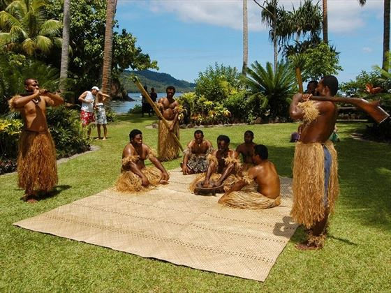 Qamea Resort Kava Ceremony
