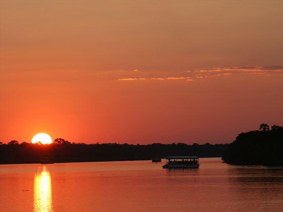 Victoria Falls River Cruise