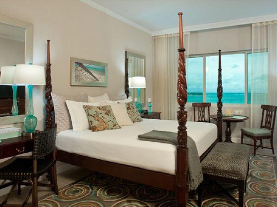 Balmoral Oceanview Luxury Room at Sandals Royal Bahamian Spa Resort
