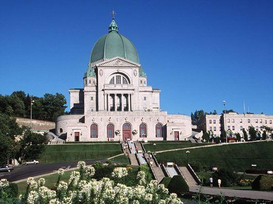 St Josephs Oratory, Montreal, Quebec