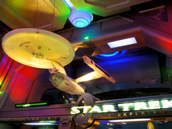 Star Trek Experience, Las Vegas