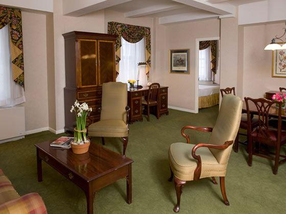 1 Bedroom Superior guestroom