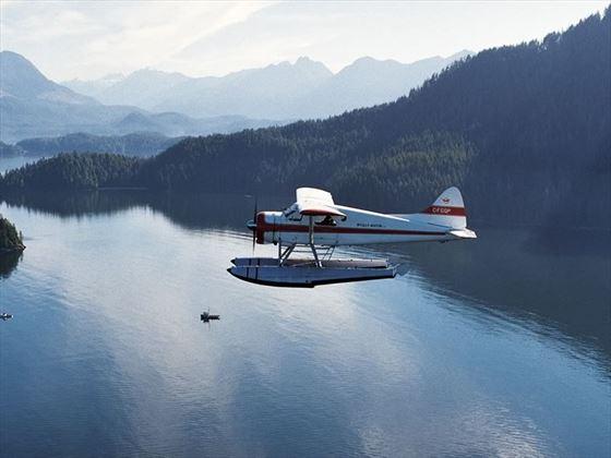 Float plane, Tofino