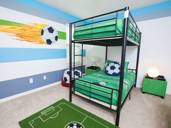 Example West Haven - Kids Room