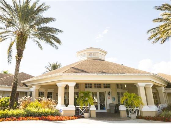Example of Windsor Palms Home - Club House