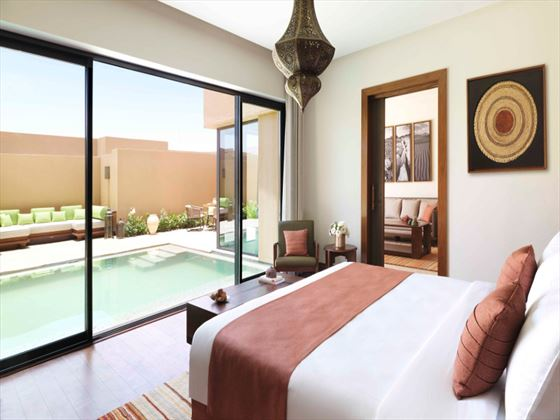 Anantara Al Jabal Al Akhdar Resort One Bedroom Garden Pool Villa