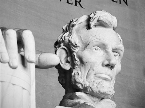 Abraham Lincoln, Washington D.C.
