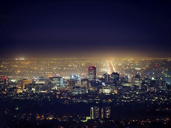 Adelaide at night