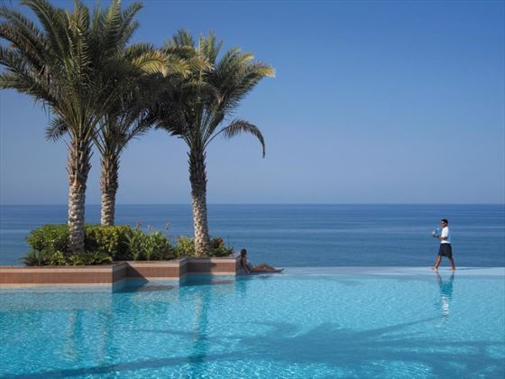 Infinity Pool at Al Husn