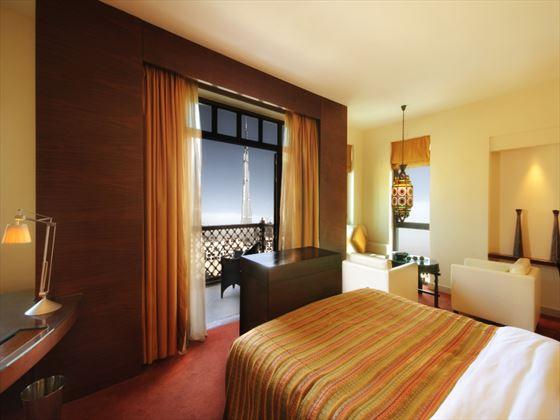 Al Manzil Burj View Suite bedroom
