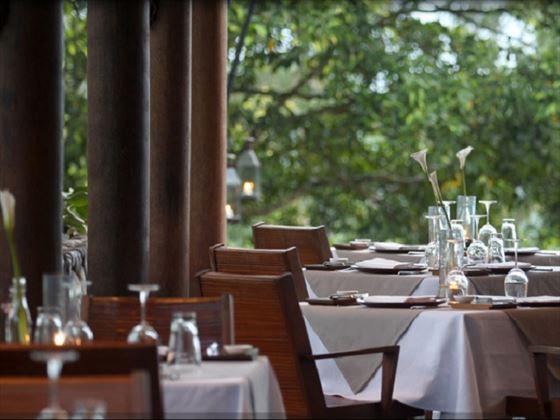 Alila Ubud Plantation Restaurant