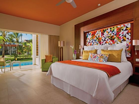 Allure Junior Suite at Breathless Punta Cana