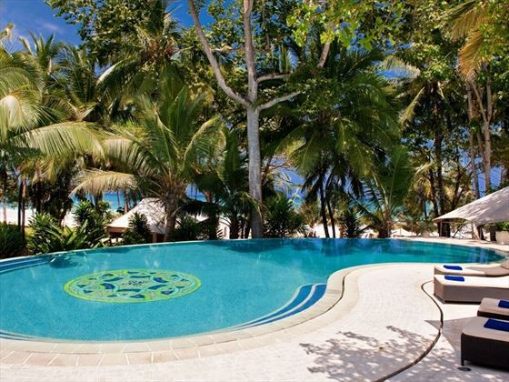 Presidential Villa/Boutique Hotel infinity pool