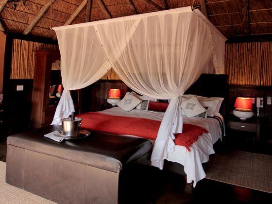 Amakhala Safari Lodge bedroom