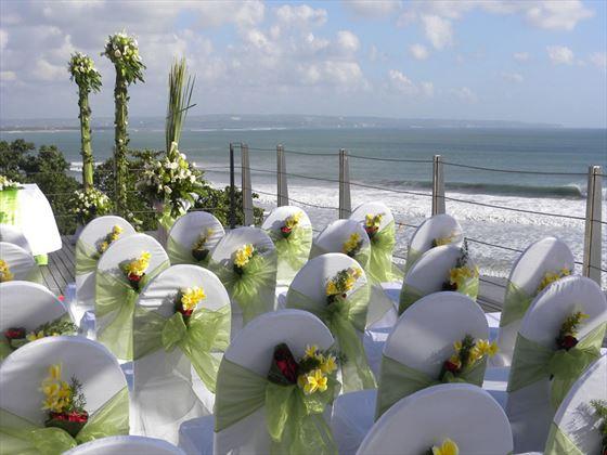 SOS Supper Club Rooftop wedding