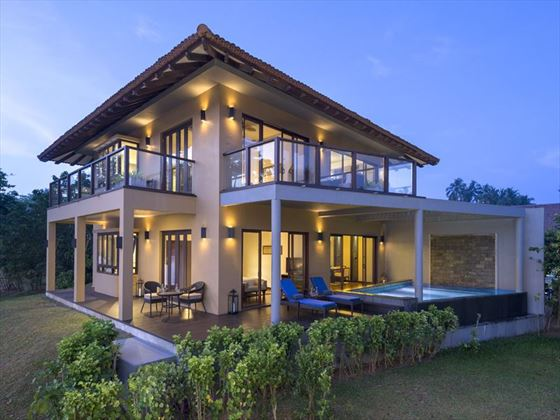 Royal Bawa Villas at Anantara Kalutara