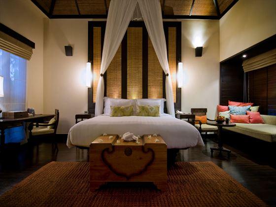 Anantara Phuket Villas Pool Villa bedroom