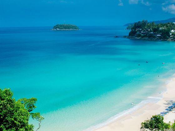 Sea Views from Katathani Phuket Beach Resort