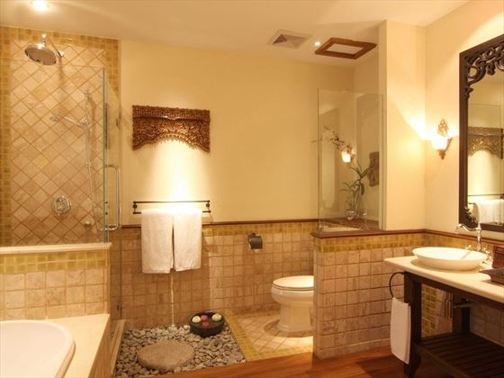 Ariyasom Villas bathroom