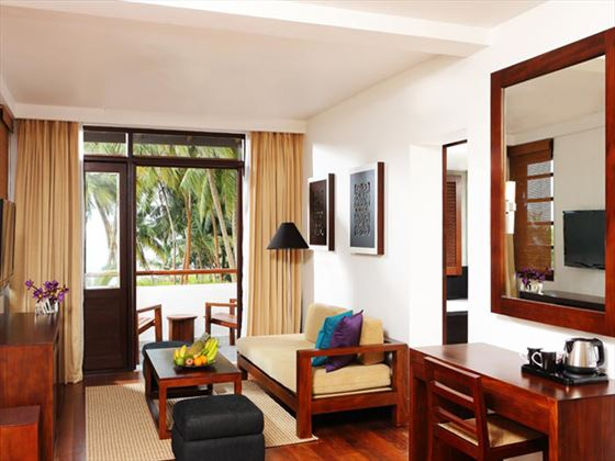 AVANI Kalutara Junior Suite sitting area