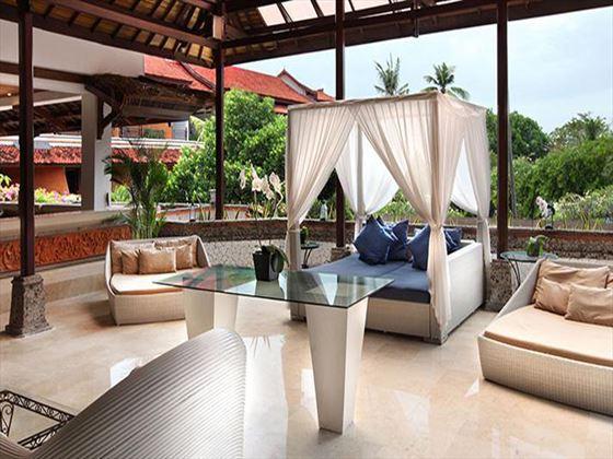 Ayodya terrace at Melia Benoa