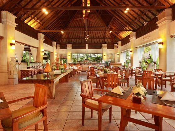 Celagi Restaurant at Bali Mandira