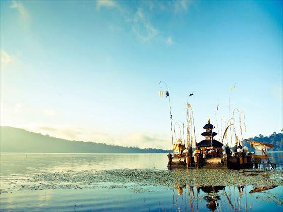 Pura Ulun Danu Bratan water temple