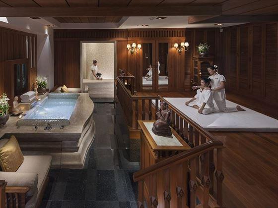 Spa Suite, Mandarin Oriental, Bangkok