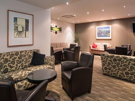 Bar at Copthorne Hotel Auckland