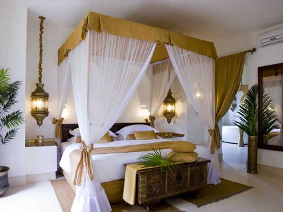 Baraza Resort & Spa bedroom