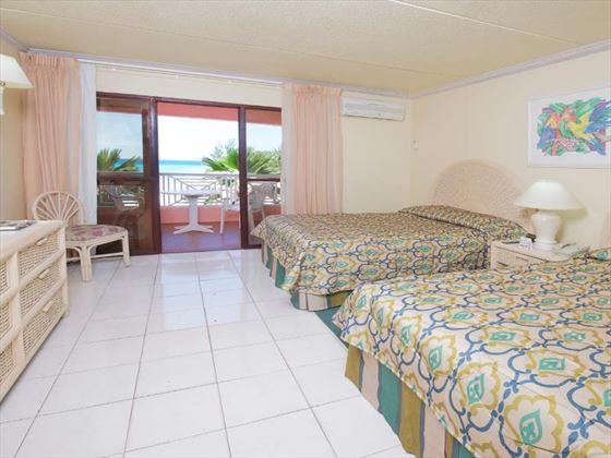 Barbados Beach Club Deluxe Room