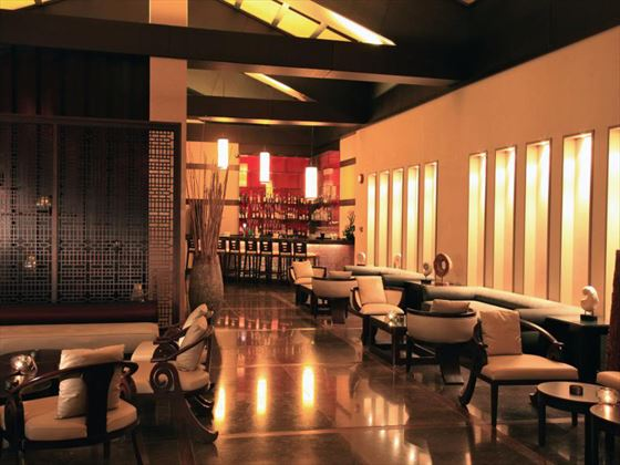 Barracuda Bar at Intercontinental Mauritius