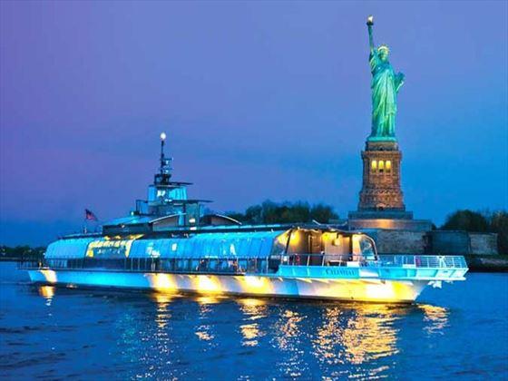 Bateaux cruise, New York