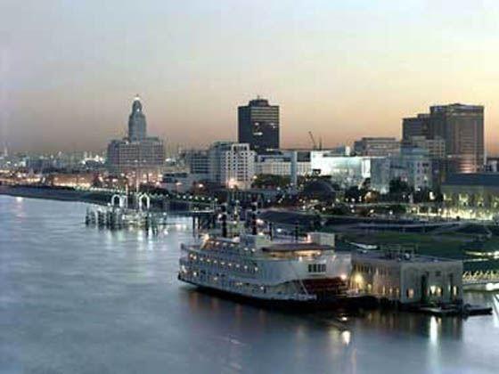 Baton Rouge Port
