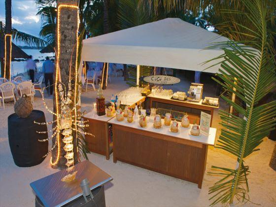 Bay Watch Bar at Le Mauricia