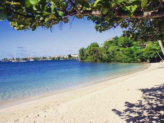 Beach at Calabash
